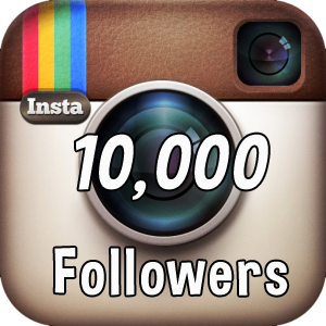 Buy 10000 Instagram Followers
